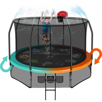 Батут Clear Fit FamilyHop 10ft