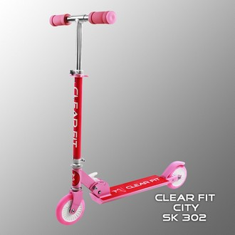Самокат Clear Fit City SK 302