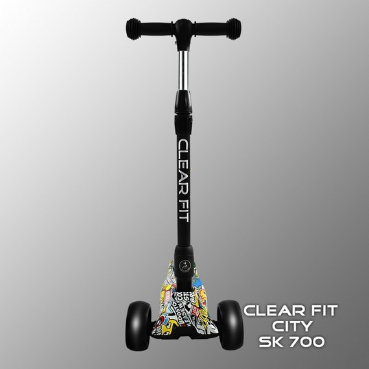 Самокат Clear Fit City SK 700
